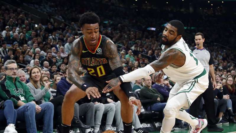 Kyrie and John Collins