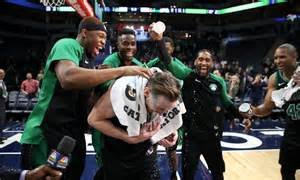 Gordon Hayward Gatorade Bath