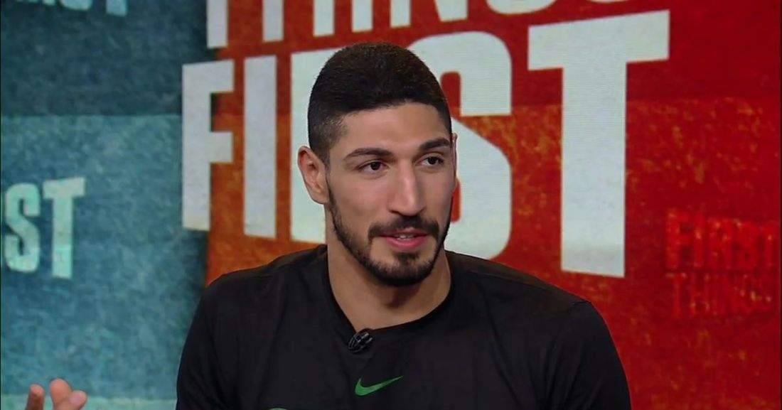 Kanter First Thing First