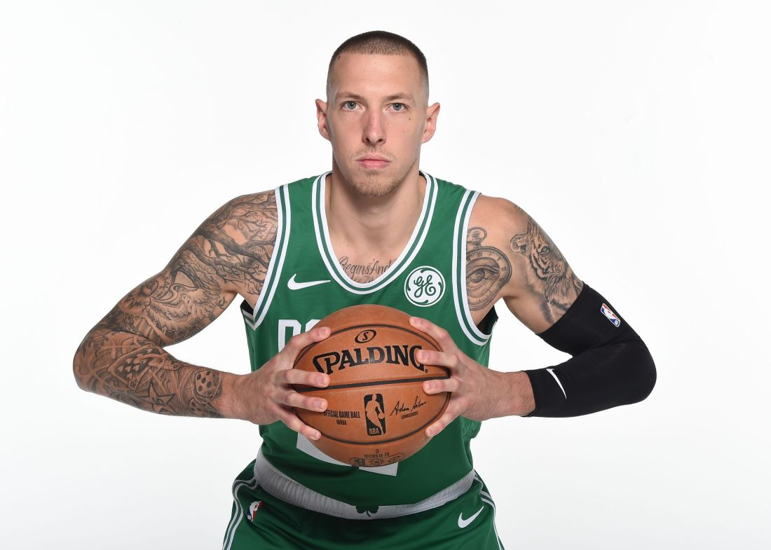 2019-20 Boston Celtics Media Day